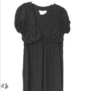 💄👠MAGGY LONDON PETITES LITTLE BLACK DRESS SZ 8P